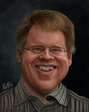 Photo: I was originally going to surprise him with this when I finally get +Robert Scoble into a Speedpaint Hangout, but I know he has been in a funk lately so perhaps some art can help cheer him up.