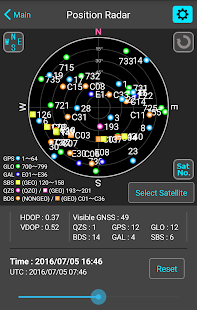 GNSS View- screenshot thumbnail