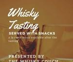 Whisky Tasting : Blos Cafe