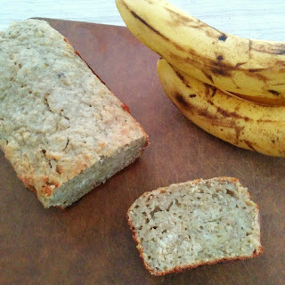 Coconut Banana Loaf (gluten Free)