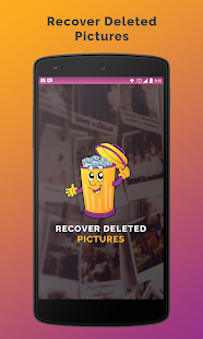 Recover Deleted Pictures - náhled