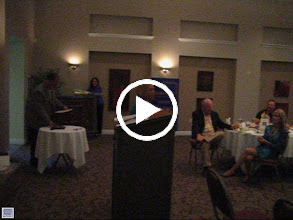Video: Patti Stephens, President of the Rotary Club of DeBary-Deltona-Orange City - Installation Banquet - June 20, 2014