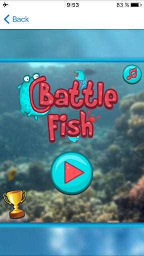 Battle Fish Evolution