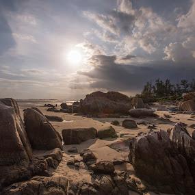Cap Kega Vietnam by Andre Minoretti - Landscapes Cloud Formations ( #GARYFONGDRAMATICLIGHT, #WTFBOBDAVIS )