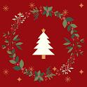 Cartões de Natal 2020 icon