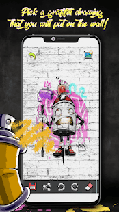 Download Spray Painting - Graffiti Art Maker For PC Windows and Mac apk screenshot 3