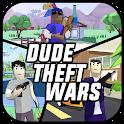 Dude Theft Wars: Online FPS Sandbox Simulator BETA icon