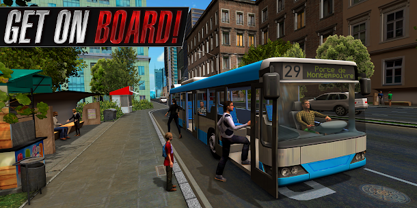 Bus Simulator: Original MOD (Unlimited Money) 3