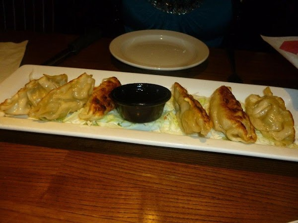Copycat Tgi Friday's Pot Stickers Recipe