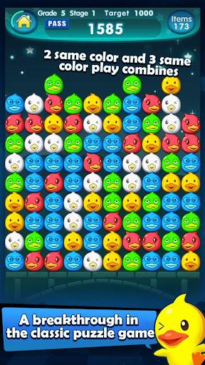 Magic Duck - Candy Life Pet Jewel Blast Crush 2020 1.2 screenshots 2