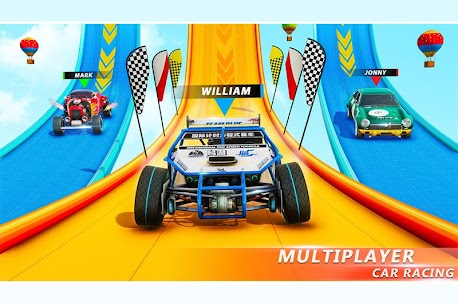Ramp Stunt Car Racing Games: Car Stunt Games 2019 2
