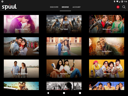 Spuul - Watch Indian Movies  screenshots 19