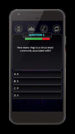 Millionaire Trivia 3.0.2 screenshots 3