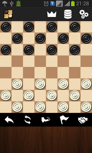 Spanish checkers Apk 1
