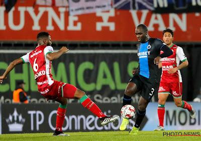 Le Club de Bruges l'emporte à Zulte, Genk rejoint l'Antwerp sur le fil, Malines surpris par Saint-Trond