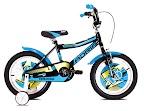 """Bicikl 12"""" Rocker crno-plavi"""