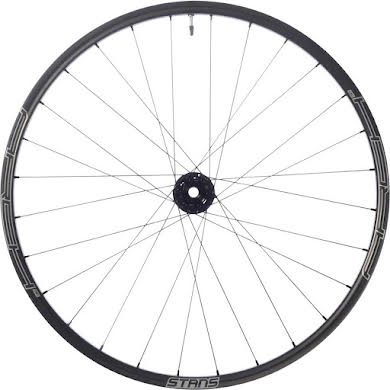 "Stans No Tubes Arch CB7 27.5"" Boost Carbon Front Wheel"