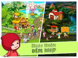 Screenshot of Vườn Trên Mây: Nông Trại Hay