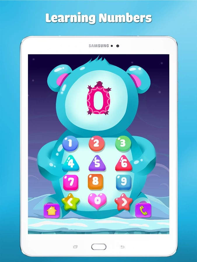 Number Counting games for toddler preschool kids- screenshot