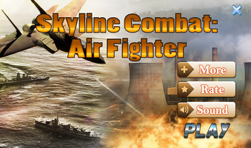 Air Fighter Attack Combat 2015