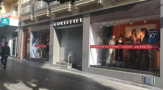 Cortefiel busca un nuevo local en la zona del centro de Almería