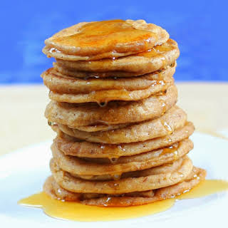 Elvis Peanut Butter Pancakes.