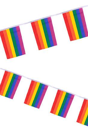 Pride, Flaggspel