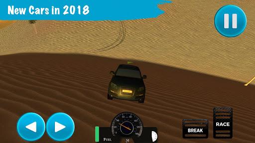 4x4 Jeep driving Game: Desert Safari 1.3 screenshots 1
