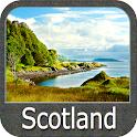 Scotland GPS Map Navigator icon