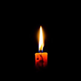 HOPE by Ashiqur Rahman - Abstract Fire & Fireworks ( light, low key, hope, wax, low light )