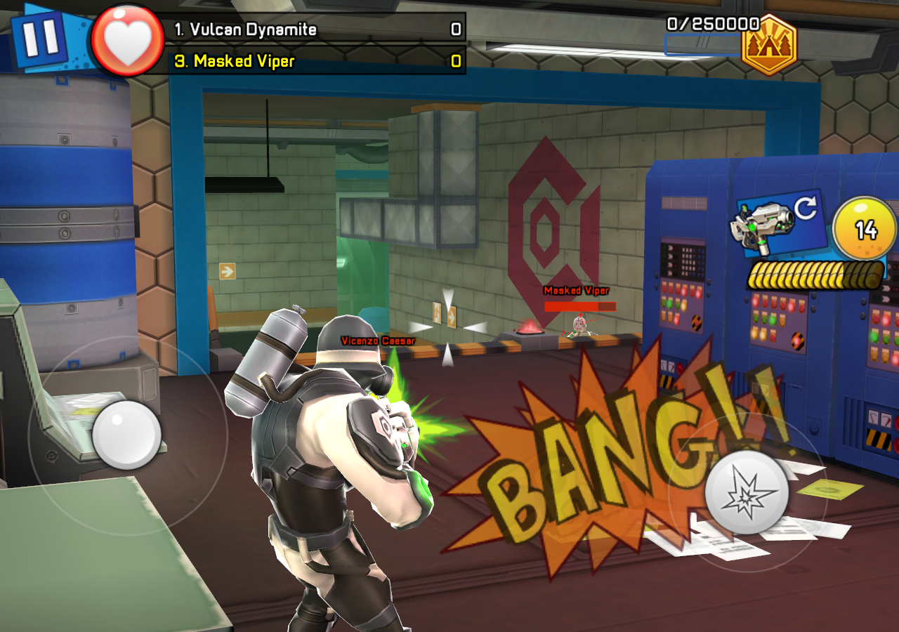Respawnables – screenshot