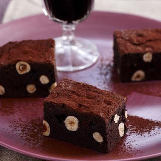 Mocha Brownies.