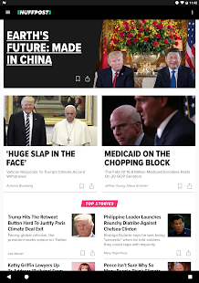 HuffPost - News- screenshot thumbnail