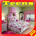 Teens Bedroom Design Styles icon