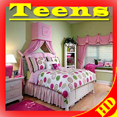 Teens Bedroom Design Styles