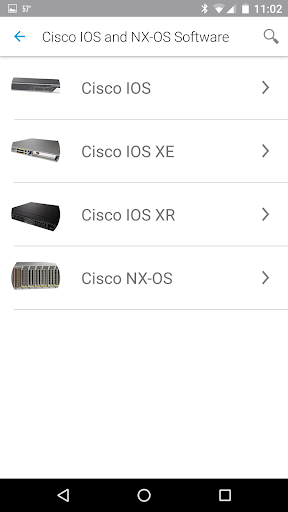 Cisco screenshot 4