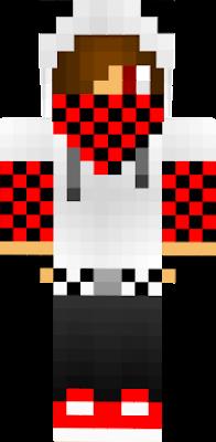 Boy Red Nova Skin