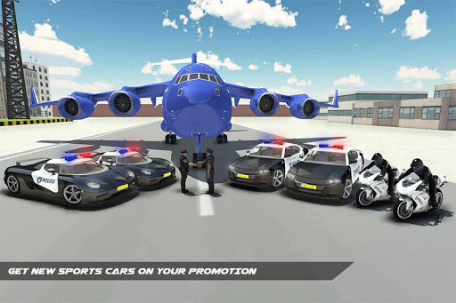 Police Plane Transporter Simulator 2017 for PC
