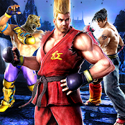 New Superhero Immortal fighting Gods Game