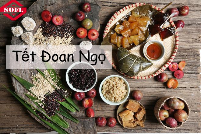 """""""Tết Đoan Ngọ"""" – 1 ngày lễ truyền thống của các dân tộc Á Đông"""