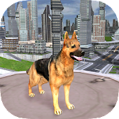 Big City Dog Simulator