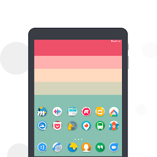 Pix it - Icon Pack Screenshot