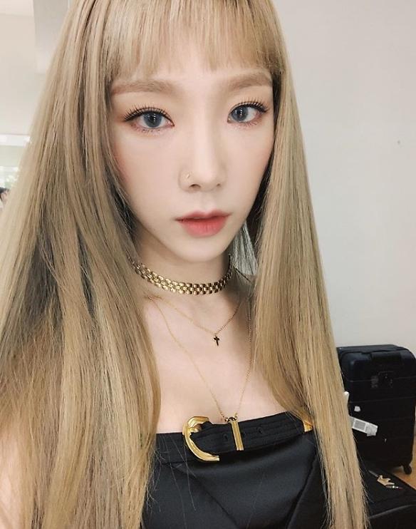 taeyeon hair 88