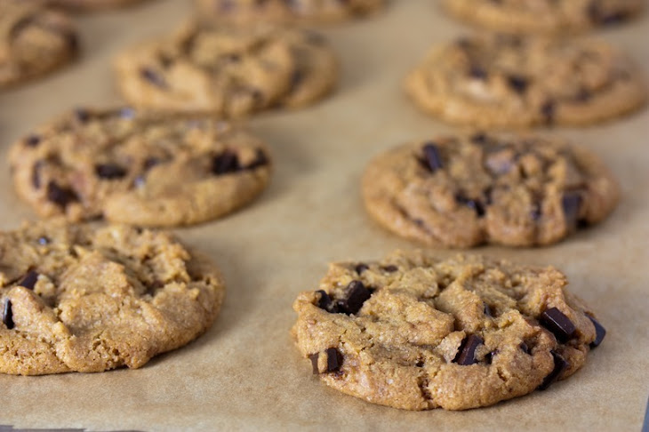 Chewy Vegan Chocolate Chip Cookies Recept   Yummly