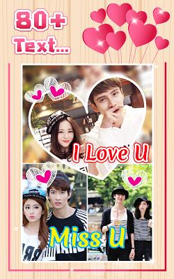 Love Photo Collage Maker - screenshot