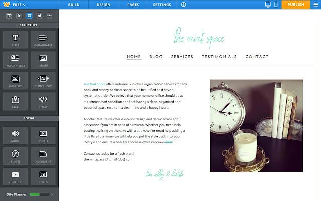 Weebly - Website Builder