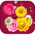 Sakura. Magic touch Flowers icon