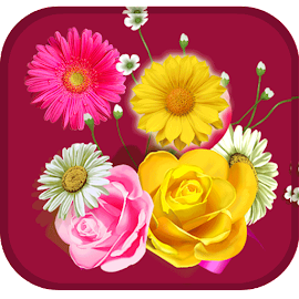 Live Flower Wallpaper Magic Touch