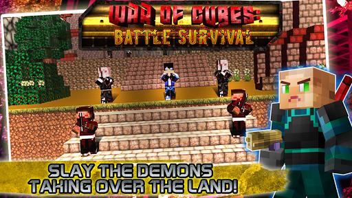 War of Cubes: Battle Survival