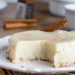 Vanilla Protein Egg Custards {Sugar Free & Low Carb}.